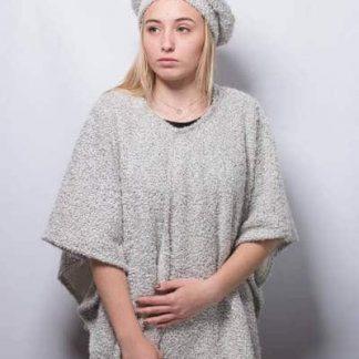 cape en laine vintage, rétro