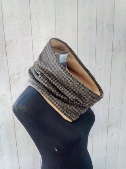 Echarpe Snood Tour de cou Mixte